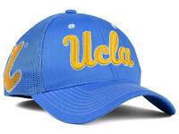 UCLA Bruins Zephyr NCAA Burner Mesh Back Flex Hat Cap L/XL