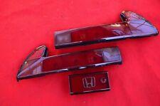 Honda Acura NSX NA1 NA2 91-01 OEM LTail Light eft&Right Rear Taillights Garnish