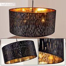 Lampe à suspension Lampe pendante Lustre rond Plafonnier moderne Lampe de séjour