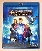 The Sorcerer's Apprentice (Blu-Ray Playtested UPC# 786936807912) Nicolas Cage
