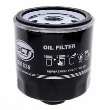 SCT Ölfilter SM836 Filter Motorfilter Servicefilter Anschraubfilter Dichtung