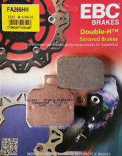 EBC/FA266HH Sintered Brake Pads Rear - Ducati 749, 848, 999, 1098, 1199 Panigale