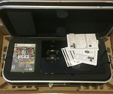 DJ Hero Renegade Edition featuring Jaz-Z & Eminem Xbox 360 2009, New