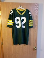 Vintage Green Bay Packers Reggie White # 92 Champion Jersey Size 52