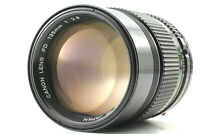 【Near MINT】CANON NEW FD NFD 135mm F2.8 Manual Focus MF Lens  For AE-1 From Japan