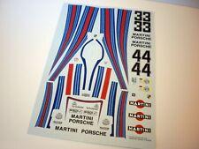 Tamiya Martini Porsche 936 1/12 scale Decal Set