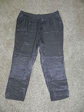 Lane Bryant Pants Plus Size 14/16 Gray Pull On Womens Inseam 29 NWOT