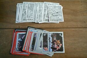 Merlin WWF Wrestling 2002 Stickers no's 201+ letters - VGC! Pick Your Stickers!