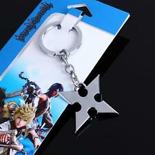 Kingdom Hearts Weapon Metal Keychain Key Ring Pendant Anime Cosplay #483 AU
