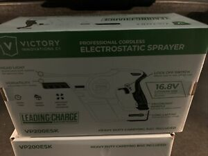 Victory Handheld Electrostatic Cordless Sprayer - New VP200ESK-IN STOCK