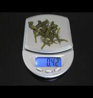 200g/0.01g Mini 500g /0.1g Digital Electronic Pocket Jewelry Scale 0.01g/100g GB