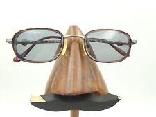 Vintage Harley Davidson HD97 DA/AS Brown Tortoise Rectangle Sunglasses Frames