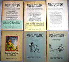 5 x des coloré Dragon-lesereihe Schrödel-Livres Paquet Esch Livre pour enfants