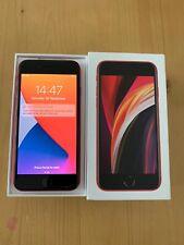 Apple iPhone SE 2020 Smartphone 64GB Unlocked - Red 11 Months Apple Warranty