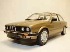 BMW 323i E30 marron métallisé 1/18  serie 3er 320i 325i