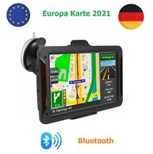 GPS Navigationsgerät 7 Zoll - PKW, LKW(Truck), Bus, Taxi - Europa Karte + Radar