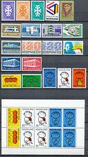 Nederland jaargang 1969 postfris (zonder Juliana Regina)
