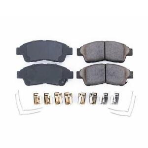 Power Stop 17-562 Z17 Evolution Ceramic Brake Pads with Hardware