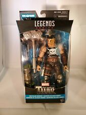 THE MIGHTY THOR MARVEL LEGENDS SERIES NINE REALMS WARRIORS - ARES HULK BAF