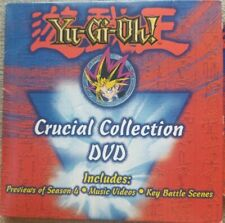Yu-Gi-Oh: Crucial Collection DVD (Preview of Season 4-Music Video- Battle Scene)