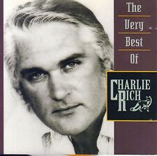 CHARLIE RICH The Very Best Of CD