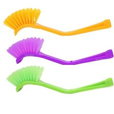 Wash basin /Toilet seat /Sink Brush seat cleaning Brush set of 3