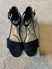 Rockport Women's Tm Zandra Curve ANK Wedge Sandal Size 9