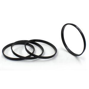 4 Hub Rings 125mm OD 117mm ID -GMC Savana 2500,3500 & Chevy Silverado 2500,3500
