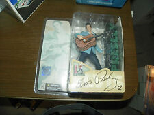 ELVIS PRESLEY ROCKABILLY 1954 SERIES 2 MCFARLANE FIGURE WITH  2 FREE ELVIS PHOTO