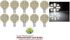 10 - Low Voltage Landscape T5 LED bulbs COOL WHITE 12LED's per bulb
