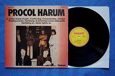 PROCOL HARUM / LP IMPACT 6886 555 / 197.? ( F )