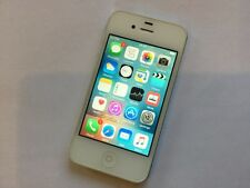 Apple iPhone 4s - 16GB - White (Unlocked) A1387 - FAULTY No WiFi