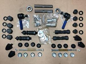 Rubber Suspension Rebuild Kit - Front End Chevrolet Full Size 1949 - 1954