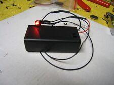3V 5mm dummy fake alarm bright LED light car flashing security