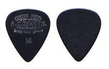 A. C. Zemaitis Black Authentic Guitar Pick
