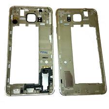 Carcasa Intermedia Marco Central Dorado gold Samsung Galaxy Alpha G850F SM-G850F