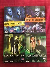 Coffret DVD Les experts Las Vegas saison 1 et saison 2 VF
