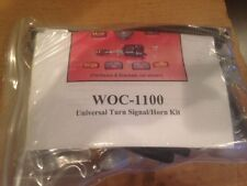 WOC-1100 Universal Turn Sign and Horn Kit