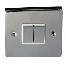 Sinoe Chrome Home Electrical Fittings