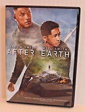 After Earth (DVD, 2013) Will Smith * Jaden Smith * Zoe Kravitz