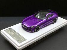 1/43 mercedes amg gt-r purple