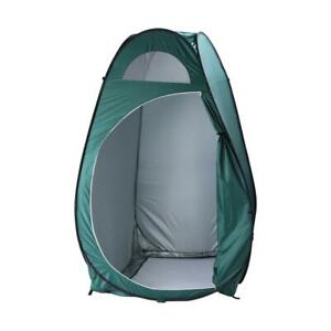 Outdoor Pop-up Toilet Dressing Fitting Room Privacy Shelter Tent Army Green
