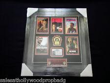 Die Hard Original Ultimate Collector Badge Shadow Box Display (Last Chance)