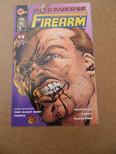 Firearm 15 . Night Man & Freex App . Malibu 1994 . VF