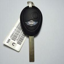 Chiave Cover Telecomando Guscio A 2 TASTI BMW MINI COOPER S D ONE CLUBMAN CABRIO