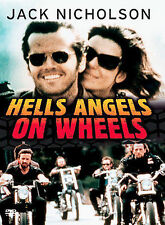Hells Angels On Wheels (DVD, 2003) VERY RARE
