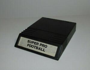 Super Pro Football (Intellivision, 1986) Game Cartridge Nice Shape OEM