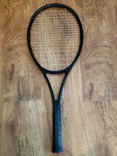 Wilson Pro Staff 97 v13 STRUNG 4 1/4 Tennis Racket