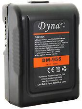 95Wh V-Mount Battery; Dynacore V-Lock Mini Battery DM-95S; Sony V Mount Battery