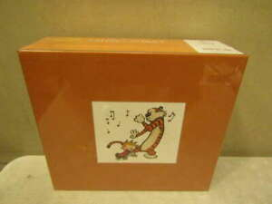 The Complete Calvin and Hobbes by Bill Watterson 4-Volume Paperback Set